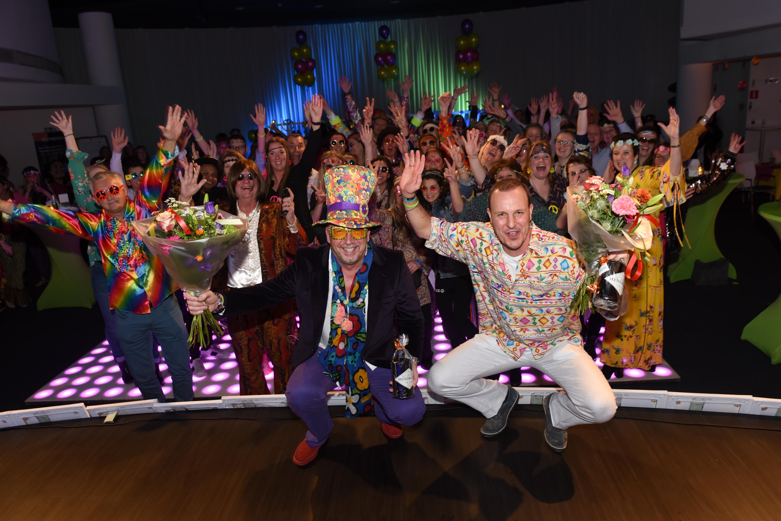 Personeels feest - Kindest Hippie Event